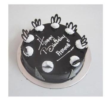 Chocolate Cake 3 Flora For U Best Florist In Udaipur Flower